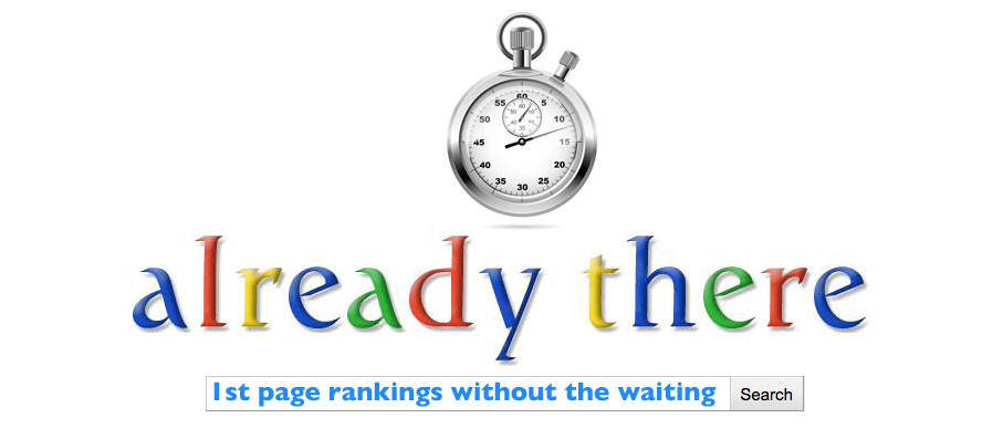 1st Page Rankings Without the Waiting